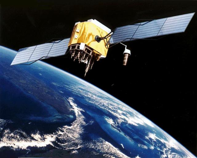 Sateliti artificiali