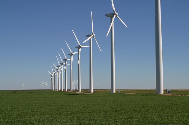 Parcuri eoliene Romania
