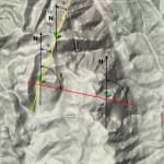 Triangulatia cu ajutorul hartii si busolei